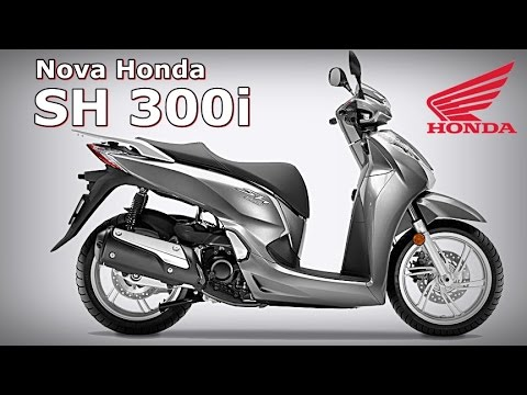 new honda sh 300i 2017 sh 300i presentation honda sh. Black Bedroom Furniture Sets. Home Design Ideas