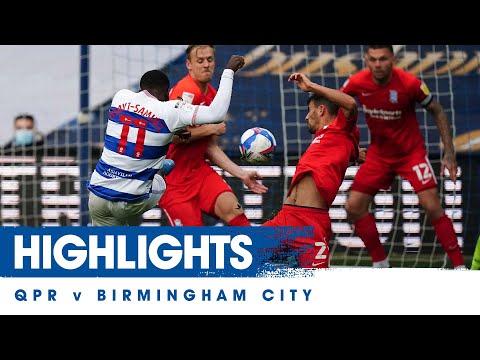 QPR Birmingham Goals And Highlights