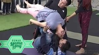 Ciee Romantisnya Raffi Ahmad Cium Kening Gigi  - Rumah Mama Amy (9/2)