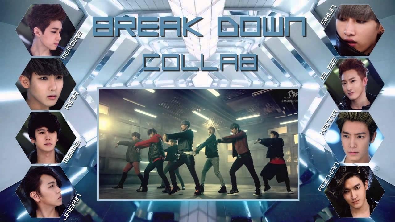 [COLLAB] Super Junior-M - BREAK DOWN