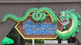 Loch Ness Monster Review HD Busch Gardens Williamsburg