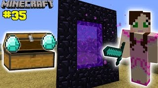 Minecraft: TREASURE HUNTING CHALLENGE [EPS7] [35]