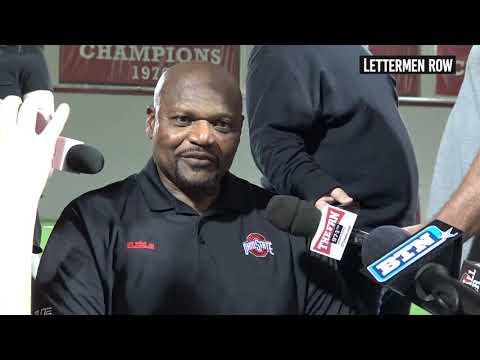 Larry Johnson: Ohio State defensive line coach on Chase Young - October 2, 2018