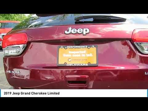 2019 Jeep Grand Cherokee Delaware, Powell, Dublin, Marion, Columbus, OH KC713548