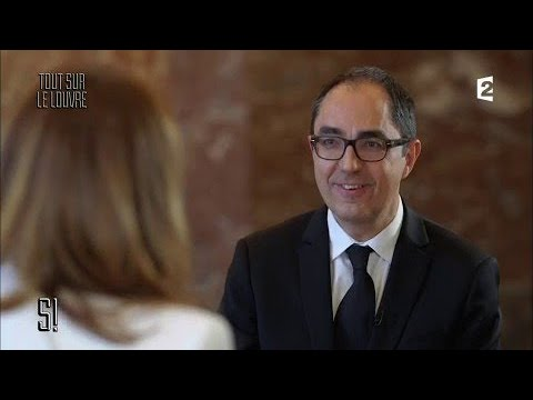 L'interview de Jean-Luc Martinez - Stupéfiant !