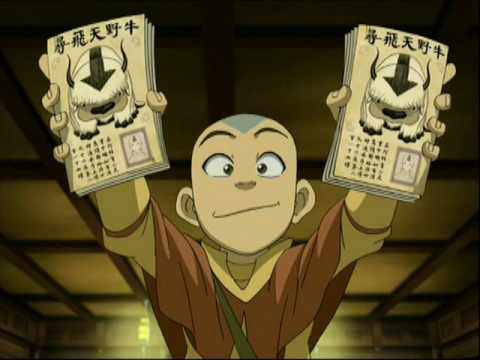 Avatar the Last Airbender - Over My head - The Fray