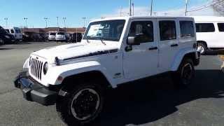 Jeep Wrangler Polar Edition 2014 Videos