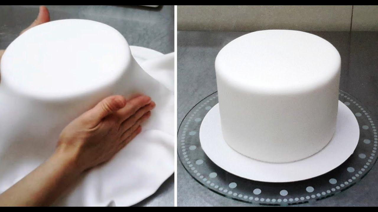 How Much Fondant Icing To Cover A Cake