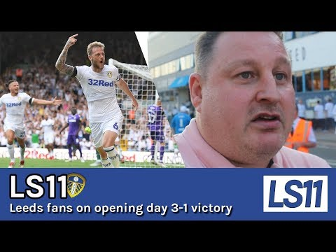 LS11 | Leeds fans react to beating Stoke 3-1 in Bielsa's Bow