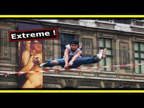 Bike,Stunt,Drift,car,Roller Street Pro Freestyle Paris bmx (Slow Motion) 2014 new