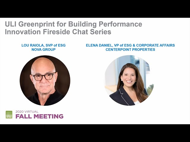 CenterPoint Properties – Innovative Sustainability in Industrial Real Estate