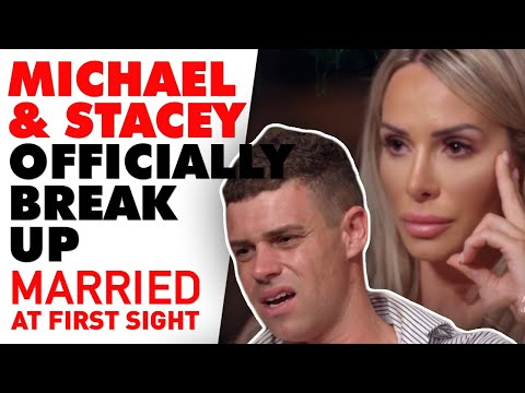 Stacey and Michael officially break up | MAFS 2020