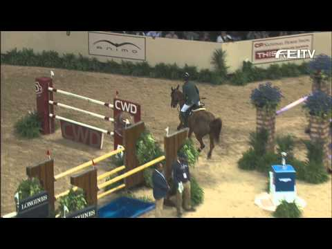 Longines FEI World Cup™ Jumping Final 2014/15 Las Vegas - Final 3 News