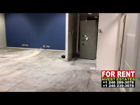 Commercial Building For Rent in Barbados Caribbean | Former RBC Bank