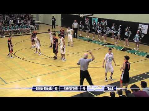 Boys Basketball: Silver Creek at Evergreen Valley