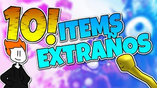 Top 10 Most Strange Items from Roblox Catalog [Remake]