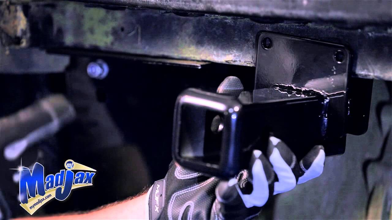 Trailer Hitch for Yamaha® Drive® | How to Install Video | Madjax on
