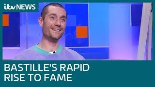 Bastille's Dan Smith on running the 2019 London Marathon | ITV News