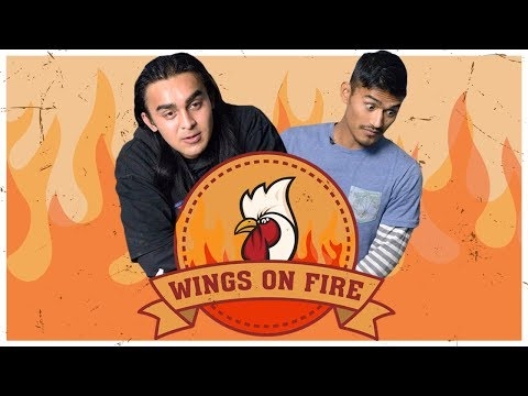  WINGS ON FIRE   ft. Saman & Animesh   ROADIES SPECIAL