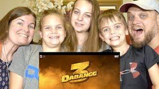 Dabangg 3: Chulbul Pandey is Back | Salman Khan | Compilation | Family Reaction