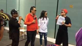Bukan Hal Aku - Kaka Azraff feat. Sleeq {Live Performance 2015}