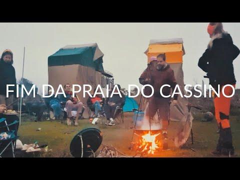 FIM DA TRAVESSIA DA PRAIA DO CASSINO - Expedição Sul Do Brasil Ep.05
