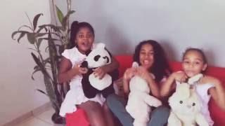 Alycia, Manu e Michelle!!! 💕😍🌸