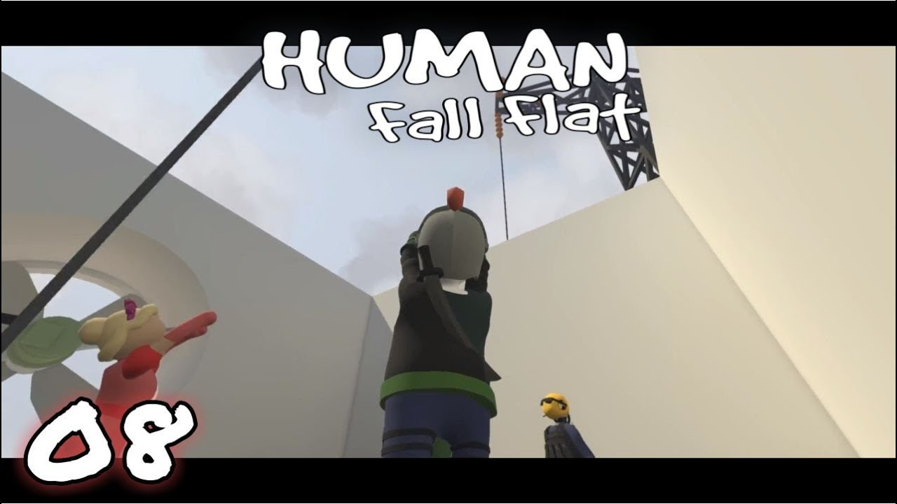 Human: Fall Flat #8 Kabelverbindungen - YouTube