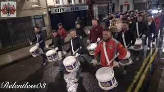 Downshire Guiding Star F B Cormeen R S O W Parade 16 03 19