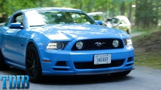SMURRF MUSTANG- A Build History (With Bonus Announcement)