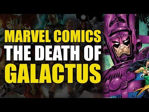 The Death of Galactus! (Galactus: the Devourer)