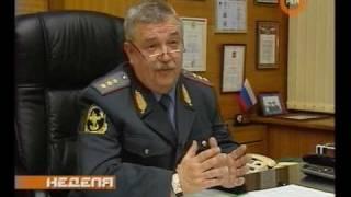Рен-ТВ Передача Неделя. Майор Алексей Дымовский...