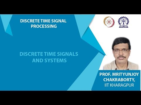 Discrete Time Signals and Systems