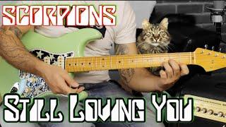 Scorpions - Still Loving you Nasıl Çalınır TAB Guitar Lesson