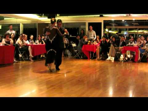 Fernanda Grosso & Alejandro Ferreyra - Grand Milonga HK 3/5