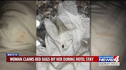 Woman alleges bed bug bites after stay in Stillwater hotel