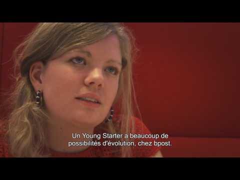 Young Talent @ bpost - Karolien