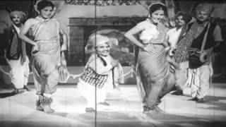 Dhani Mala Chincha Aanun Dya | Kunku Mazhe Bhagyacha |  | Superhit Marathi Lavani Song