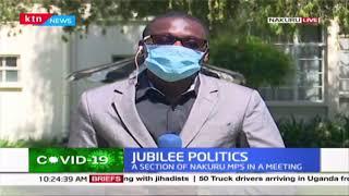 Developing: Section of jubilee leaders allied to DP Ruto holding meeting in Nakuru