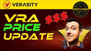 Verasity VRA Price Update   Cheeky Crypto