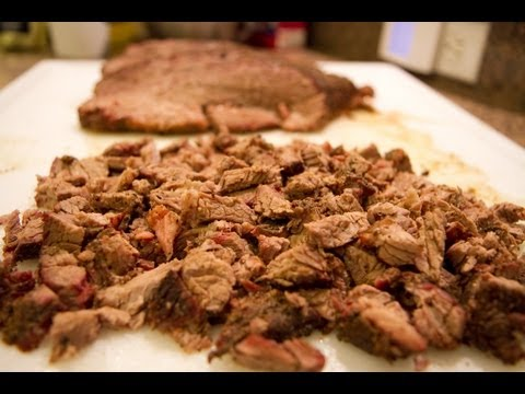 smoked-beef-brisket-on-a-weber-smokey-mountain