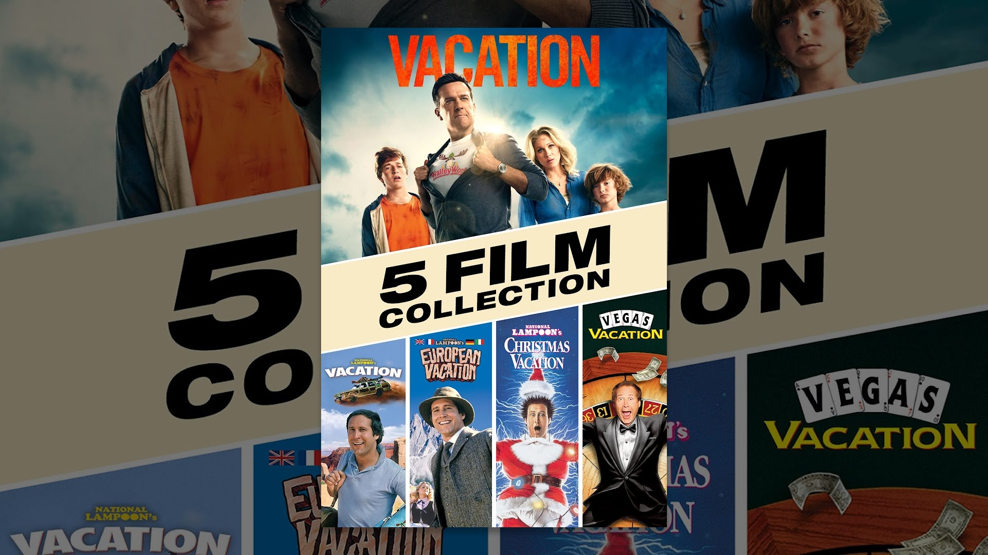 Vacation 5 Film Collection - YouTube