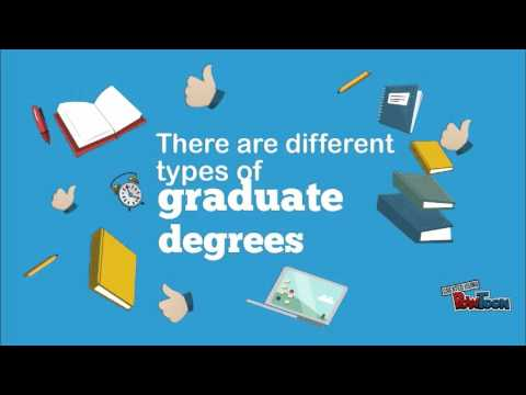 Different Types of Degrees