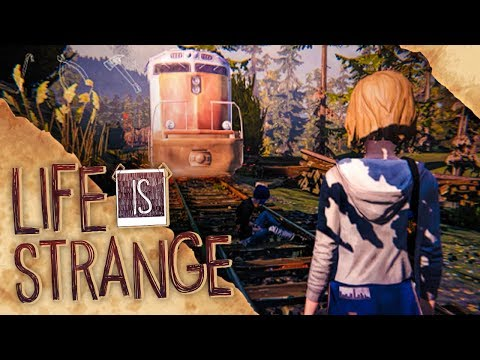 LIFE IS STRANGE: I SAW HER DIE!