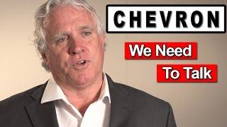 Chevron - We Need To Talk