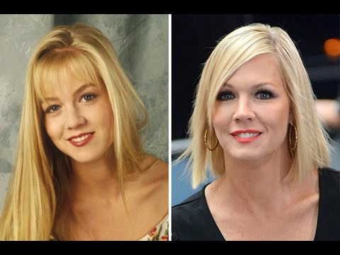 Beverly Hills 90210 Then and Now
