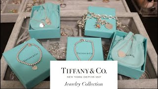 UPDATED TIFFANY & CO JEWELRY COLLECTION 2021