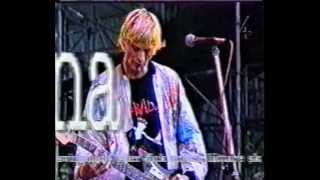 Nirvana The Money Will Roll Right In, Aneurysm,Drain You ,Stockholm, Sweden 06/30/92