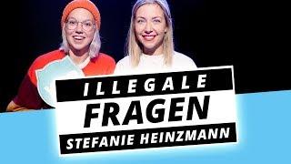 Stefanie Heinzmann war schon mal in einer Stripshow! - Illegale Fragen