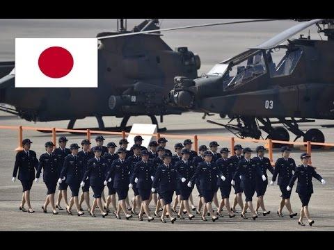 กองทัพญี่ปุ่น2016 สวนสนาม (กองกำลังป้องกันตนเอง) Japan Self-Defense Forces